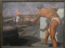 Robert LeRose: Slave Ship Rebellion