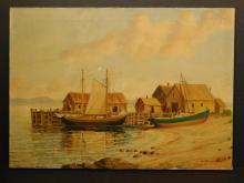 W.P. Greuling: Cape Ann Dock