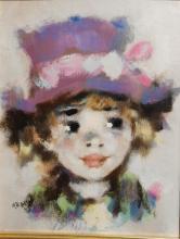 Koros: Mid Century Child Portrait