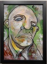 D.A. Brand: Portrait of a Man, 2011