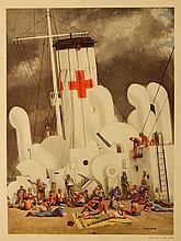 Joseph Hirsch (After): Mercy Ship, 1944 Lithograph