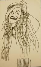 Al Hirschfeld: Characature Drawing