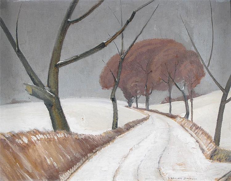 Robert Kirkland Jamieson (1881-1950) Winter