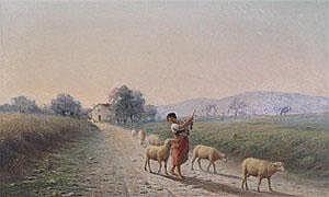 Raffaella Celommi (Italian 1883-1957)