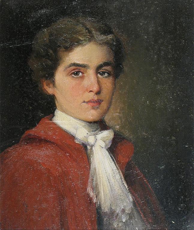 John Dalzell Kenworthy (1858-1954) Portrait of a