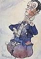 Rolf Harris (b.1930) The Cellist Signed, also, Rolf Harris, Click for value
