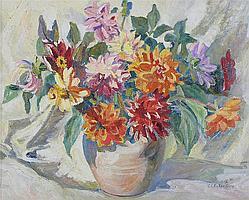 Elizabeth Campbell Fisher Clay (American