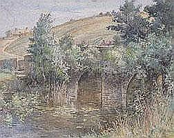 Artwork by - Ernest Herman Ehlers (1858-1943)