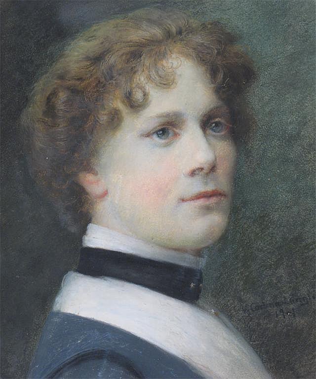 Victoriano Codina Y Langlin (1844-1911) Portrait