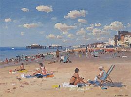 ‡ Ronald Morgan (20th Century) Brighton