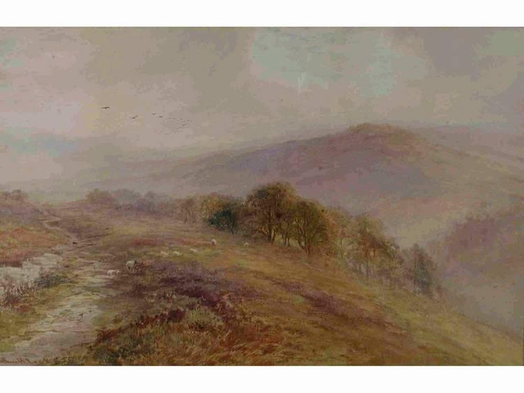ARTHUR HENRY ENOCK (fl.1869-1910)