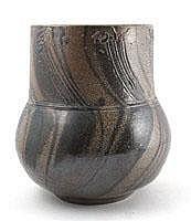 Michael Casson (1925-2003) a large stoneware vase,