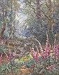 Painting by Frederick Golden Short (1863-1936), Frederick Golden Short, Click for value