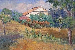 ‡ Marcel Arnaud (French 1877-1956) View of