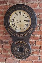 Baird Advertising Clock