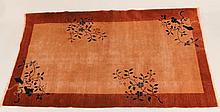 Fine Chinese Art Deco Rug