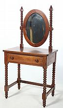 Southern Country Federal Walnut Dressing Table