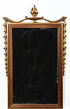 Colonial Style Adams Style Gilt Mirror