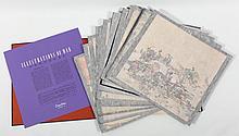 Rare Japanese Art Folio