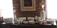 Collection McKenzie Childs Pottery Vessels & Lamps