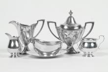 Collection Vintage American Sterling Articles
