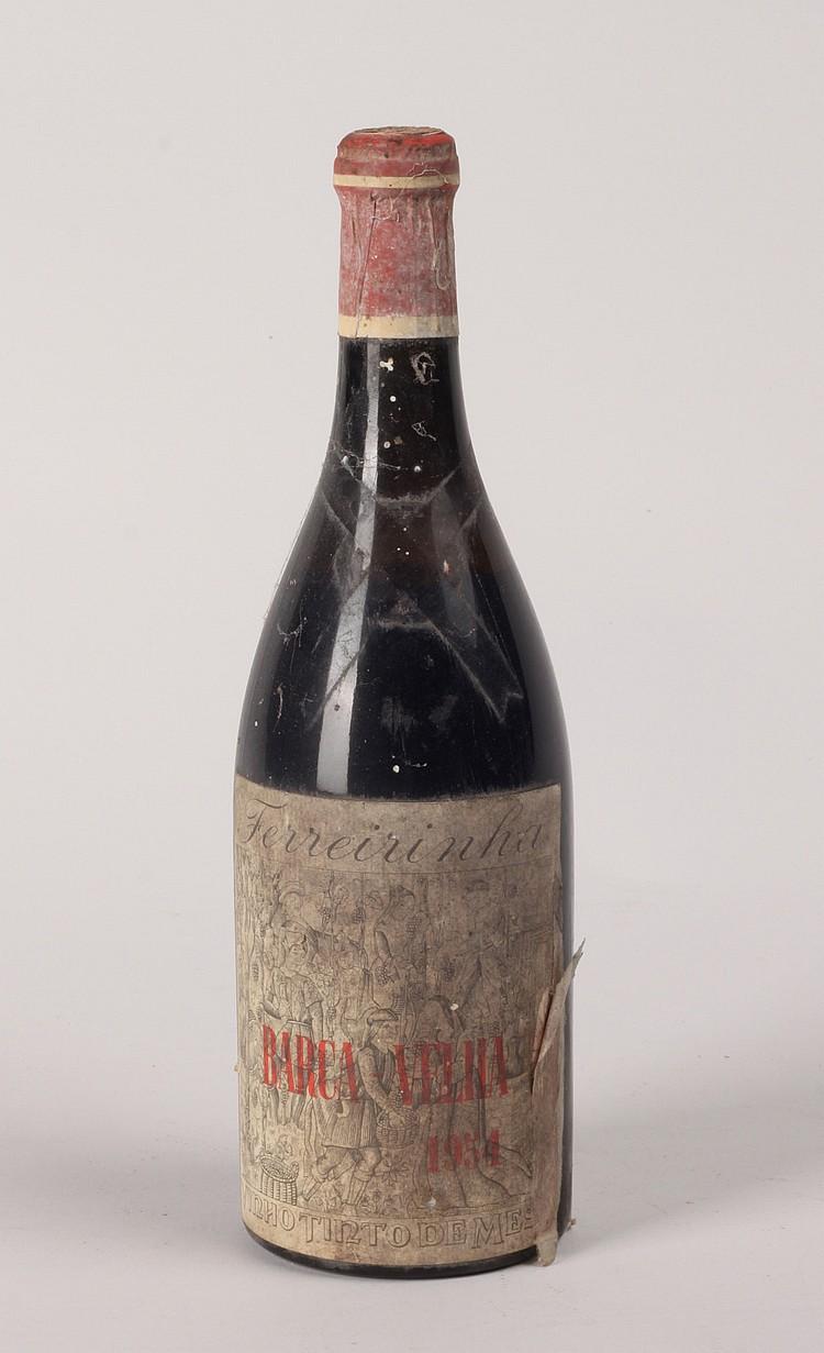 BARCA VELHA 1954