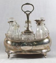 CONTINENTAL SILVER DRINKING SET