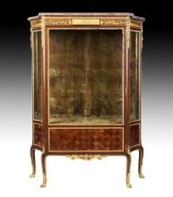 A Magnificent F. Linke Louis XV-style bronze-mounted