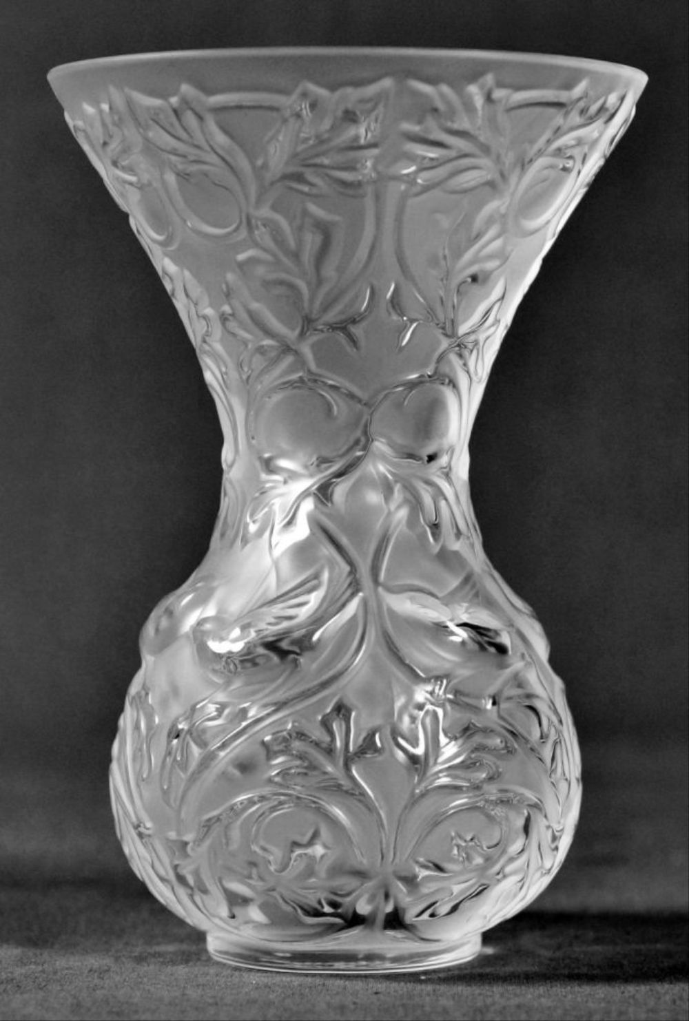 Small Lalique Vase