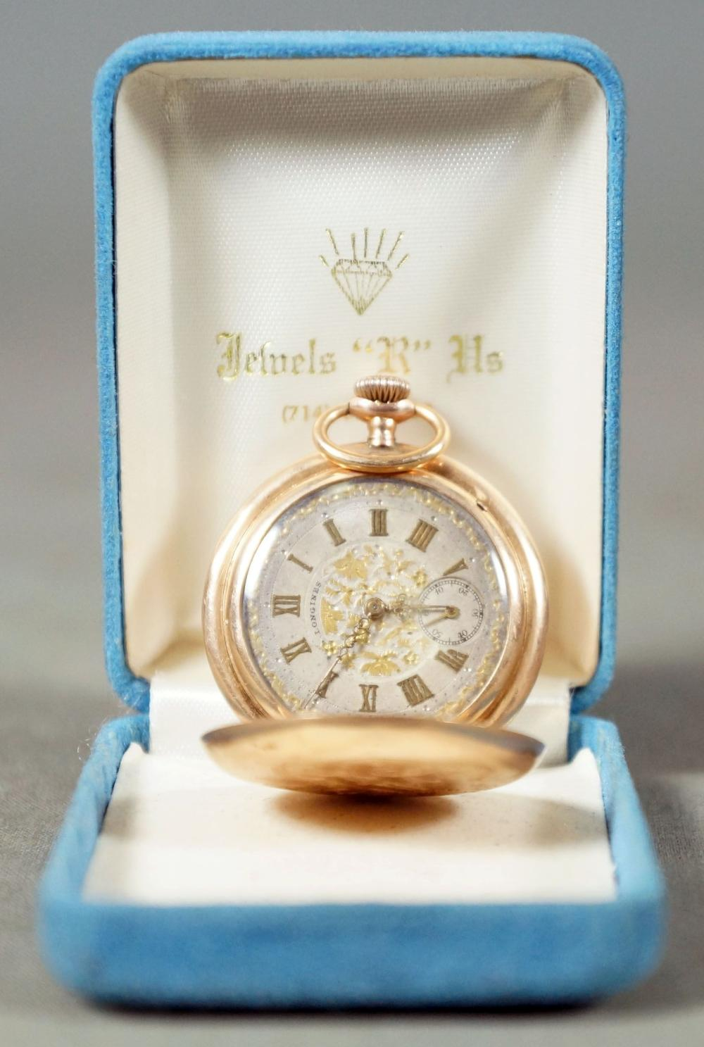 Jewels R Us 14K Gold Pocket Watch