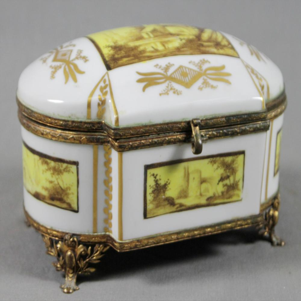 Z Marine Sevres SEVRES HINGED JEWELRY ...