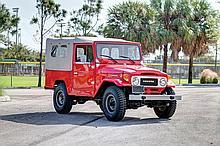 1972 Toyota FJ43 Land Cruiser LWB (No Reserve) *Excellent Restoration*