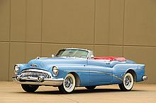 1953 Buick Skylark Convertible (Restoration Guided by: the late Jim Miller) Rare Colors