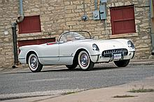 1954 Chevrolet Corvette Roadster (No Reserve - Complete restoration to correct specifications - Fewer than 300 miles since restoration)