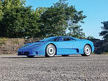 1995 Bugatti EB110 (Single Owner & Only 139 Ever Made)