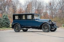 1922 Lincoln Model L Lang Limousine (No Reserve) *Originally owned by William Lucking, personal attorney to Henry Ford*
