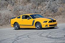 2013 Ford Mustang Boss 302 Laguna Seca (No Reserve) *As new with only 162 miles*