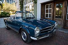 1965 Mercedes-Benz 230SL Roadster *JOHN LENNON PREVIOUSLY OWNED, AND SPECIAL ORDERED*