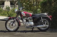 1970 Triumph Bonneville T120R (No Reserve)
