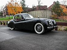 1952 Jaguar XK120 Fixed Head Coupe (No Reserve) *Formerly owned by the
