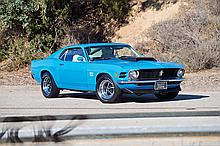 1970 Ford Mustang Boss 429 (One of only 499 Boss 429s built for 1970)