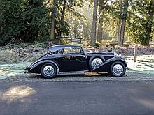 1937 Bentley 4 1/4  Litre Fixed Head Coupe (Awarded: