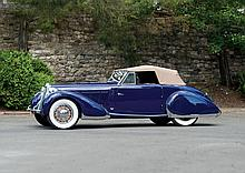1938 Talbot-Lago T-23 Sport Cabriolet (Multiple award winner including Greenwich Concours dElegance)