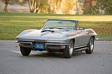 1967 Chevrolet Corvette L-88 Roadster (1 of 20 RPO L-88 Corvettes & 1 of only 10 L-88 Roadsters built for 1967) FEATURED IN MAGAZINE