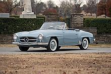 1957 Mercedes-Benz 190SL Roadster (No Reserve)