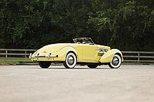 1937 Cord 812 SC 'Sportsman' Convertible Coupe
