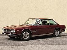 1967 Maserati Mexico Coupe (One of only 485 examples built; a coachbuilt GT) *Has Air-Conditioning/Power Steering*