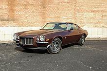 1971 Chevrolet Camaro RS/SS Coupe (No Reserve)