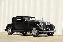 1934 Rolls-Royce Phantom II Drophead Coupe (Body originally commissioned by the founder of Rios Copacabana)