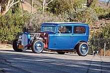 1932 Ford Tudor Hot Rod (No Reserve)